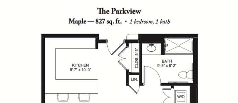 The Maple Floor Plan – A Sweet Space to Make Your Home