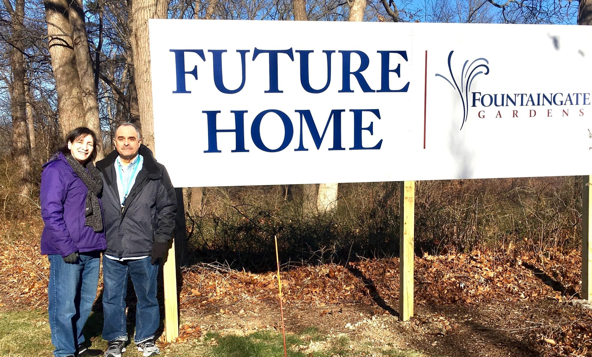 Why the Somans are Leaving a 55+ Community to Move to Fountaingate Gardens