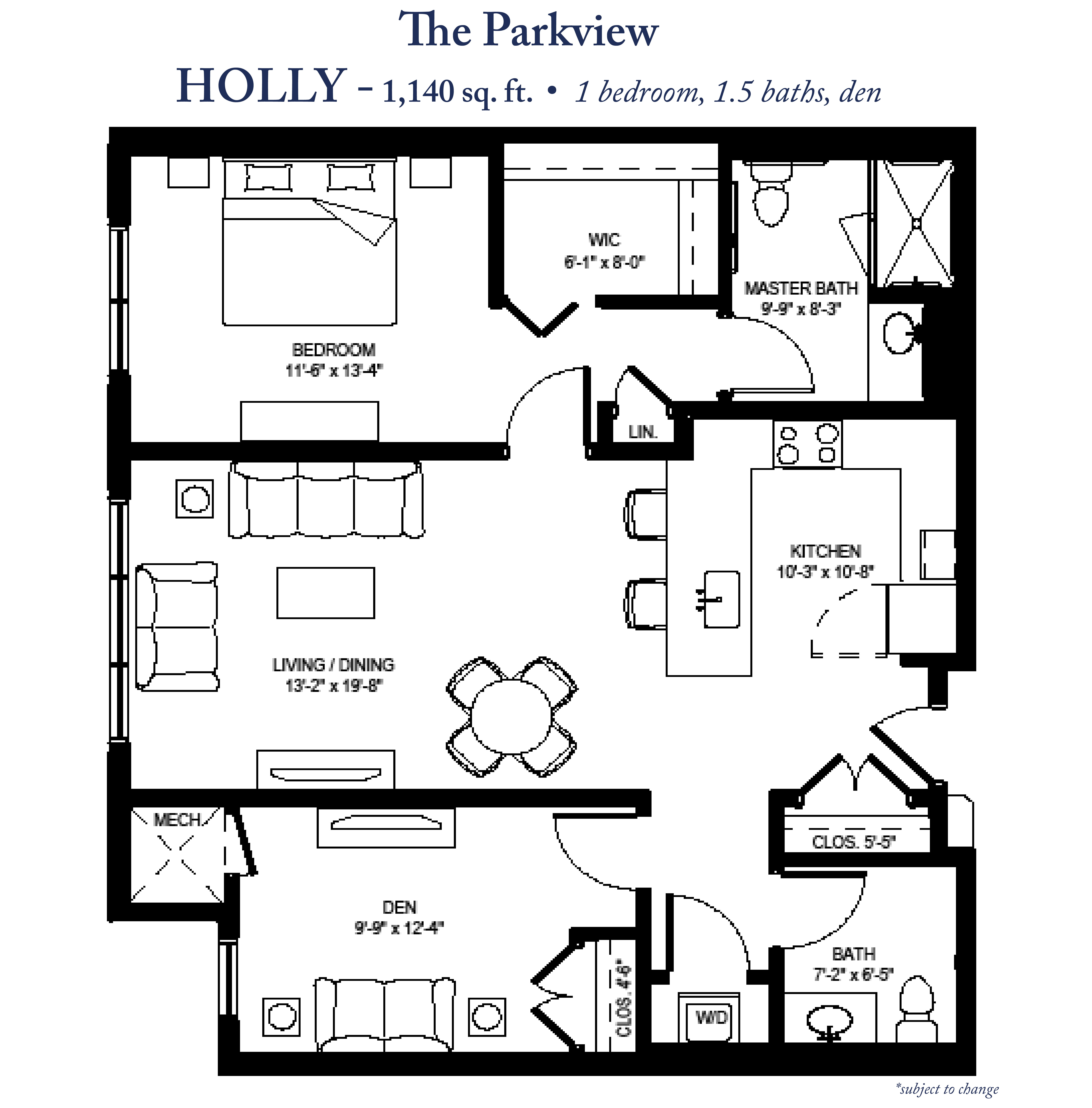 The Holly at the Parkview